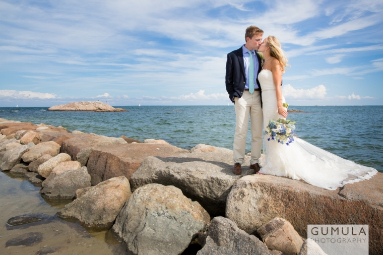 Marielle Sean At Shining Tides Weddings By The Sea Mattapoisett Ma